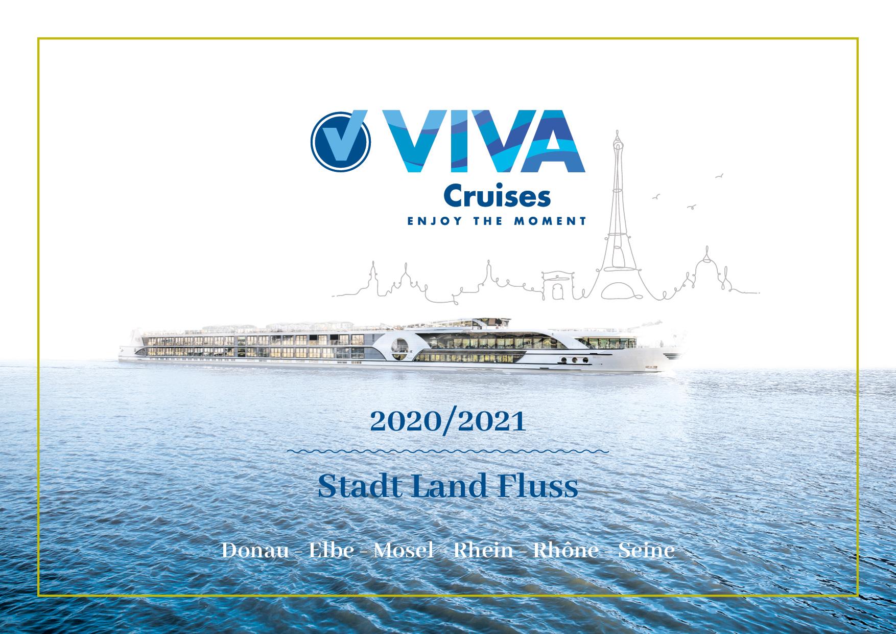 Außergewöhnliche Routen ©VIVA Cruises