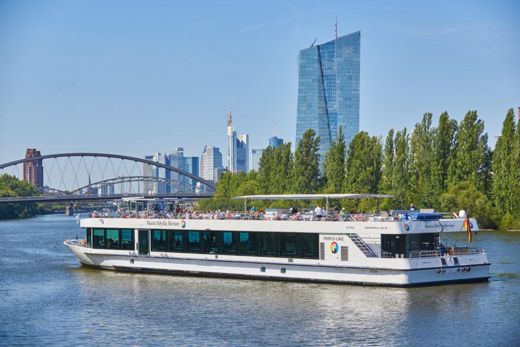 Saisonstart ©Frankfurter Personenschiffahrt, Primus Linie