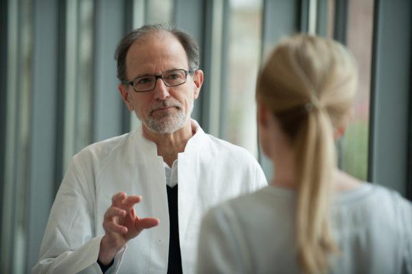 Dr. med. Henk C. Hietkamp © Reichert / Gräflicher Park