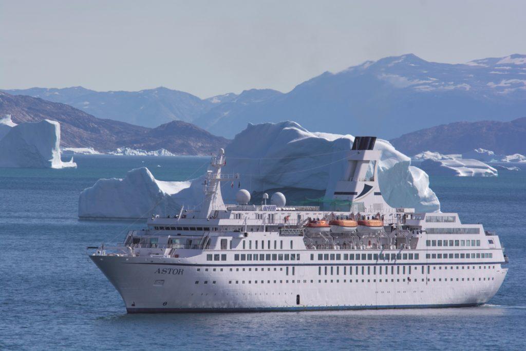 Allein reisende Gäste © TransOcean Kreuzfahrten