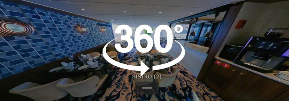 360°-Rundgang VIVA TIARA © VIVA Cruises