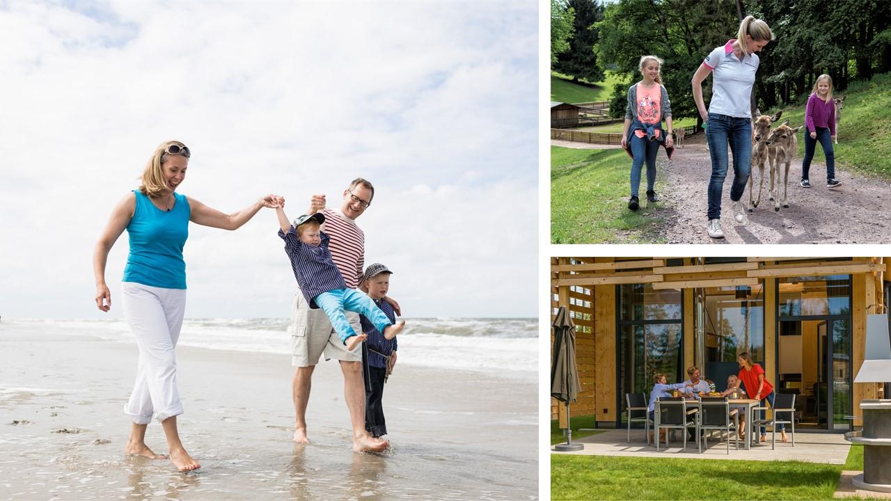 Familienurlaub in Deutschland
