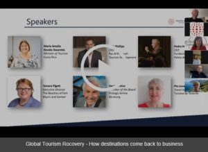 Global Tourism Rocovery - How destinations come back to business