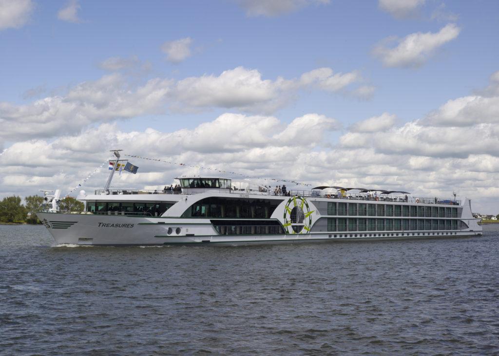 Kurztrips auf der MS TREASURES © VIVA Cruises