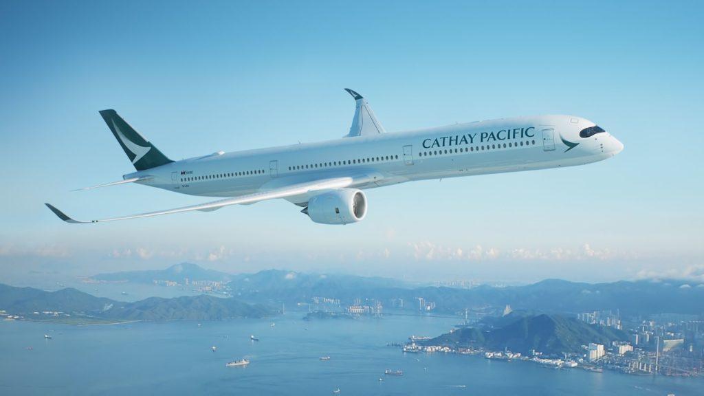 Cathay Pacific hebt wieder von Frankfurt ab
