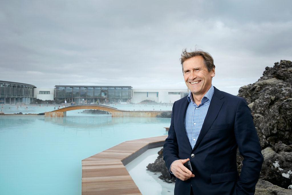 Interview mit Grímur Sæmundsen, CEO & Gründer Blue Lagoon Iceland