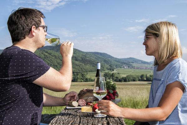 Der Sommer an der Südlichen Weinstrasse wird länger...