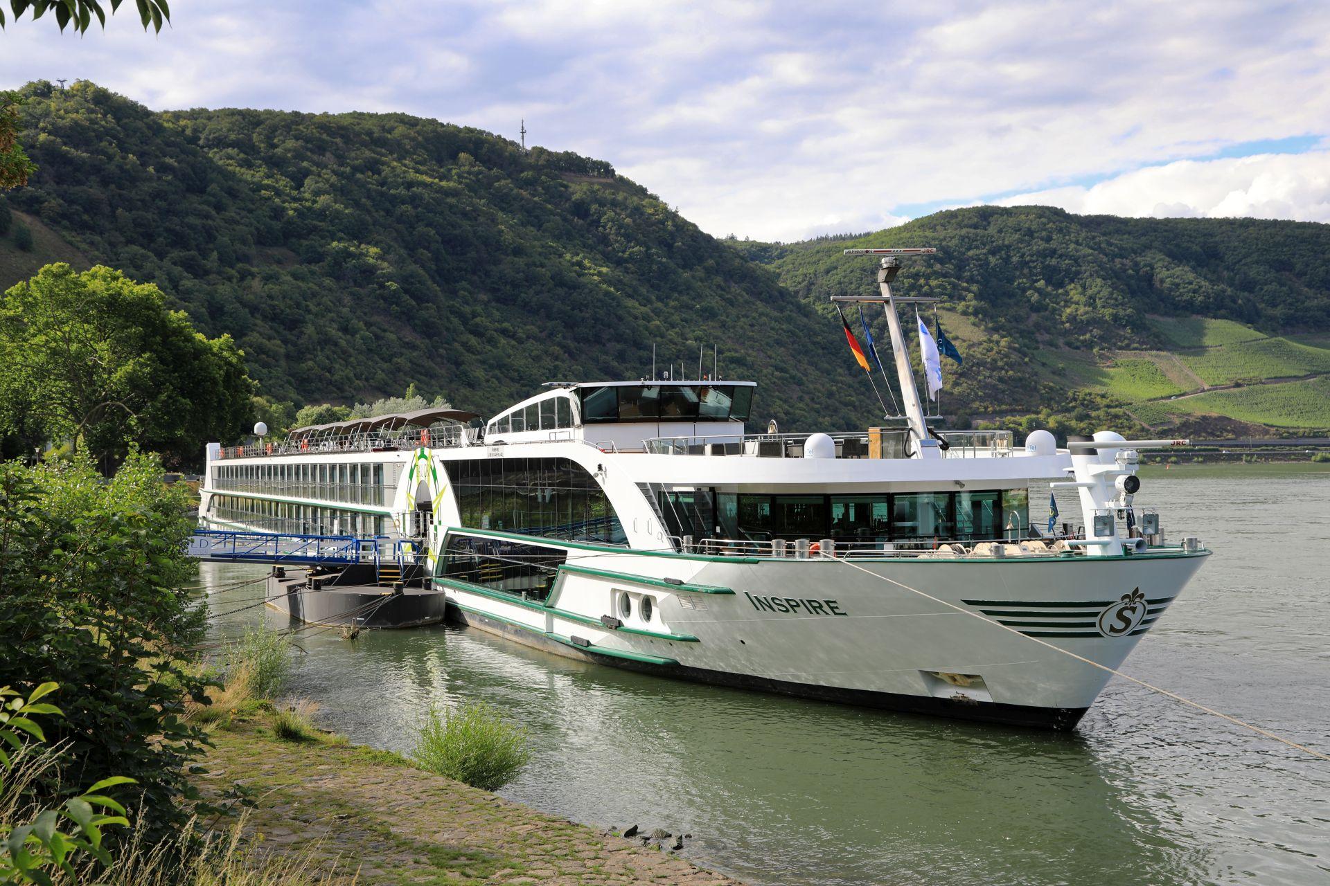 VIVA Cruises erweitert Angebot 2021 © VIVA Cruises/Oceanliner Pictures