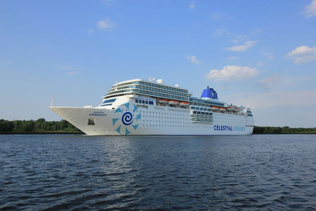 Neues Schiff Celestyal Experience