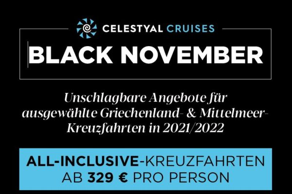 Black November Angebote