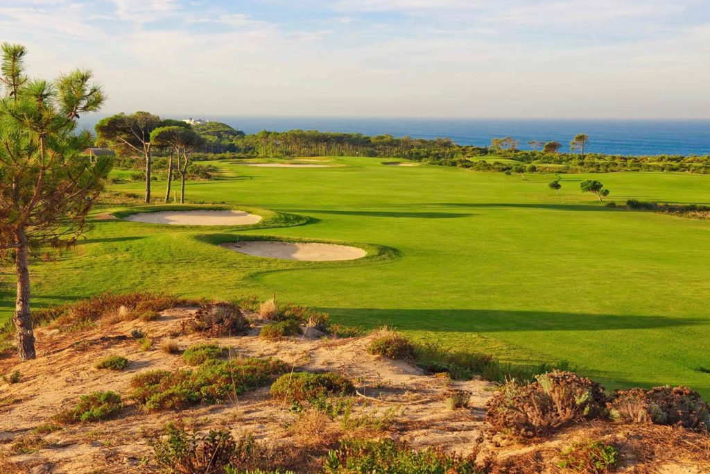 Golfen in Lissabon ©Turismo de Lisboa